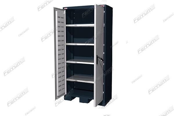Шкаф инструментальный 4 полки